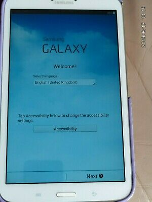 Samsung Galaxy Tab 3 SM-TGB, Wi-Fi USED Excellent