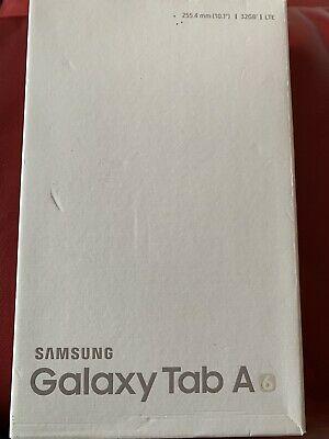 Samsung Galaxy Tab A 32GB, LTE, 10.1 inch -WiFi And 4G New