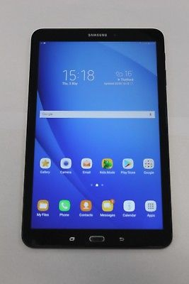 Samsung Galaxy Tab A6 Black 10.1 SM-T585 Grade A 32GB Wi-Fi