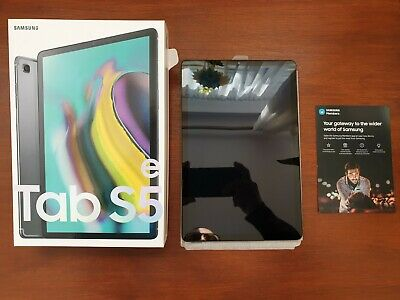 Samsung Galaxy Tab S5e 64GB, RAM 4Gb, 10.5in Brand New,