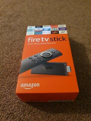 Amazon Fire TV Stick (2nd Gen) with 2nd Gen Alexa Voice