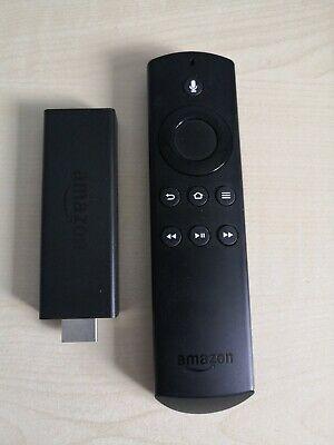 Amazon Fire TV Stick (2nd Gen) with 2nd Gen Alexa Voice