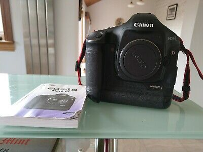 Canon EOS 1D Mark IV 16.1MP Digital SLR Camera - Black (Body