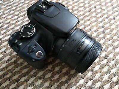 Canon EOS 350D 8.0MP Digital SLR Camera, mm lens,