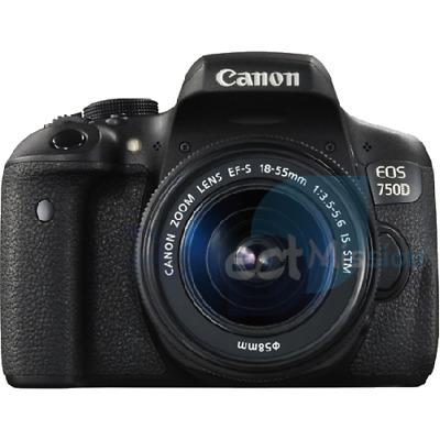 Canon EOS 750D w/ mm STM lens Multi NEW