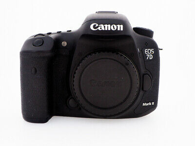 Canon EOS 7D II 20.0 MP Body Digital Camera - Black