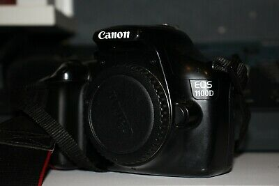 Canon EOS D 12.2MP DSLR Camera (Body Only) - Preview