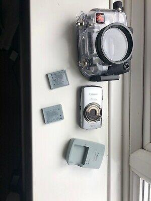 Canon IXUS 200 IS / PowerShot Digital ELPH SD980 IS 12.1MP