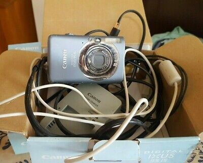 Canon IXUS 95 IS Digital camera Grey, and accessories, NOT
