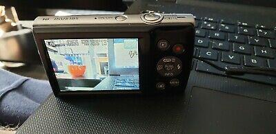 Canon IXUS MP Compact Digital Camera - Black