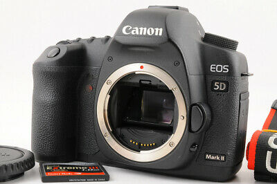 【Excellent】Can on EOS 5D Mark II 21.1MP Digital Camera