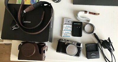 Fujifilm FinePix X Series XMP Digital Camera +3