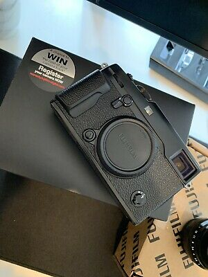 Fujifilm X-Pro2 Mirrorless Digital Camera 24.3MP - Black