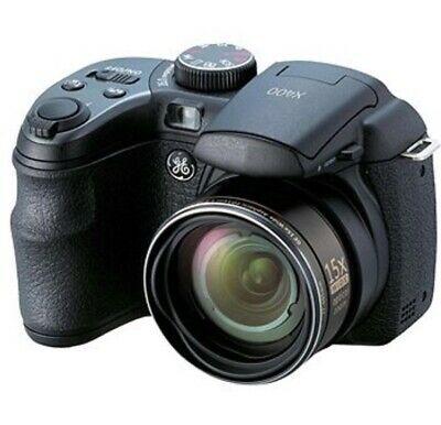 GE Power Pro Series XMP Digital Camera - Black