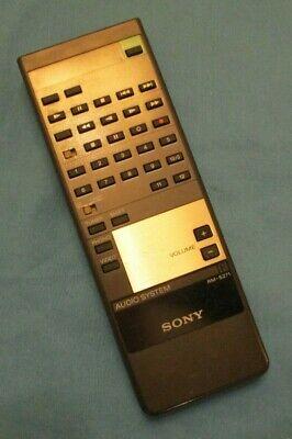 Genuine Original Sony RM-S271 AUDIO SYSTEM Remote Control