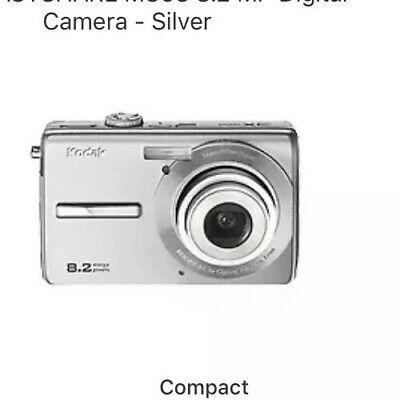 Kodak EASYSHARE M MP Digital Camera - Silver