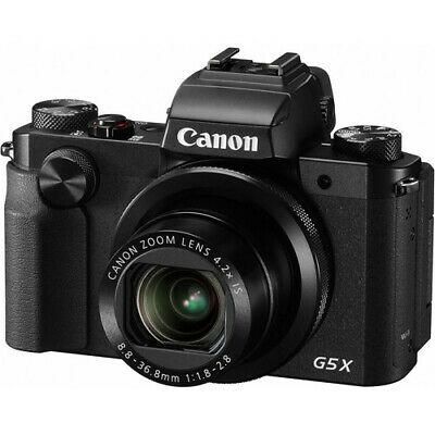 NEW Canon Powershot G5 X - 2 year warranty