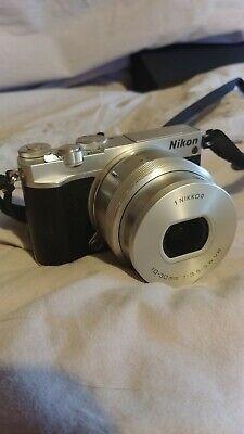 NIKON 1 JMP Digital Camera + mm Lens and camera