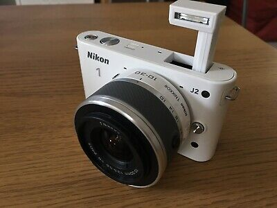 Nikon 1 JMP Digital Camera White mm + WP-N1