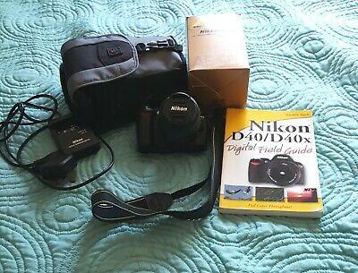 Nikon D DMP Digital SLR Camera with mm Lens