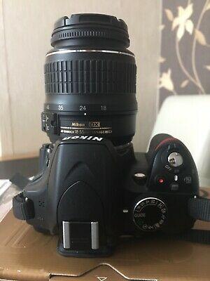 Nikon D MP Digital SLR Camera - Black