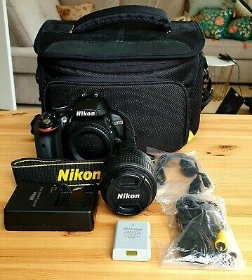 Nikon DMP Digital SLR Camera - Grey (Kit w/ AF-S DX