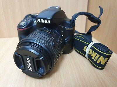 Nikon DMP Digital SLR Camera - Grey (with AF-S