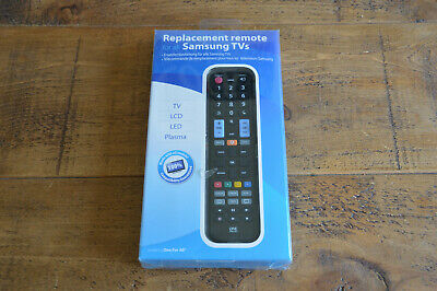 One For All URC Samsung TV Television Replacement Remote