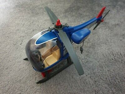 PLAYMOBIL City Action Police Helicopter