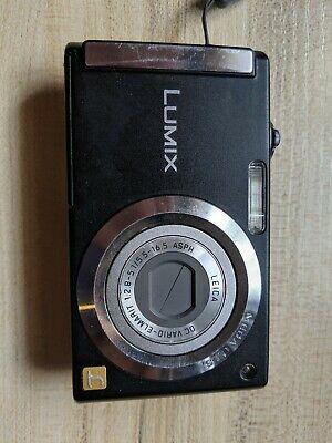 Panasonic LUMIX DMC-FS3 8.1MP Digital Camera - Black