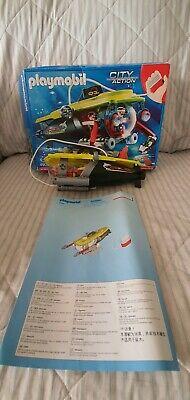 Playmobil  Deep Sea Submarine with Underwater Motor