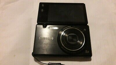 Samsung MV Series MVMP Digital Camera - Black