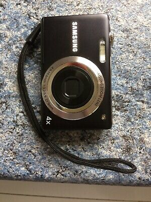 Samsung ST Series STMP Digital Camera - Black