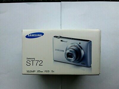 Samsung ST Series STMP Digital Camera - Cobalt