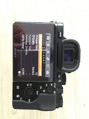 Sony Alpha MP Digital Camera - Black (Kit w/ FE