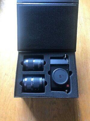 YI  M1 4K Mirrorless Digital Camera with Interchangeabl