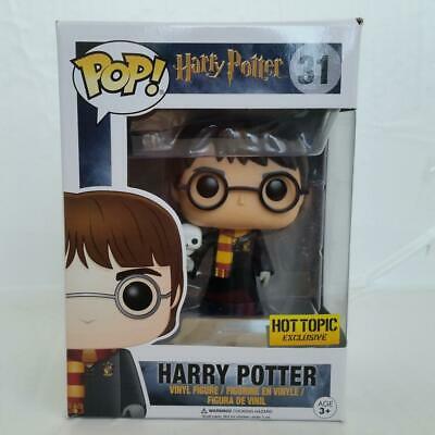 BDam3 Funko Pop Harry Potter With Hedwig Vinyl Figure Toy