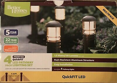 BRAND NEW Set of 4 Better Homes and Gardens Prentiss