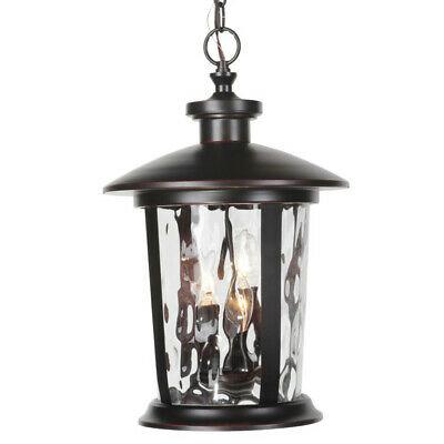 Craftmade Z Summerhays 3 Light Lantern Outdoor Pendant -