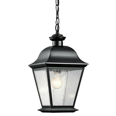Kichler  Mount Vernon Single Light Outdoor Pendant -