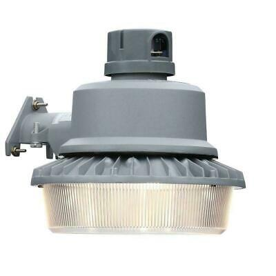 Lithonia OLAL2 Gray Outdoor Int. LED K Area Light w/Dusk