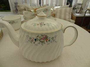 MINTON 'Sunningdale' complete Tea Set