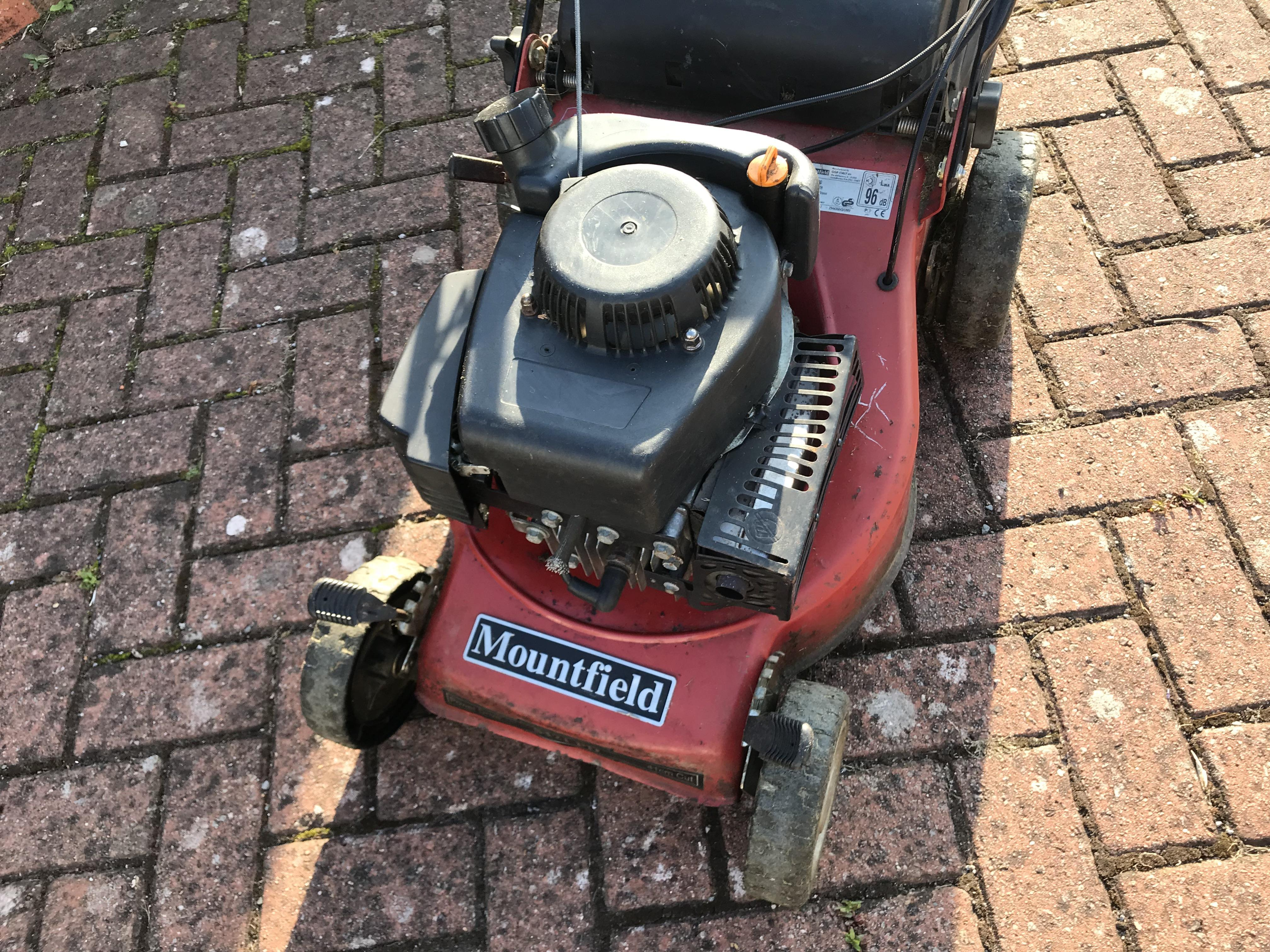 Mountfield Self Propelled Petrol Lawnmower, Free Delivery!