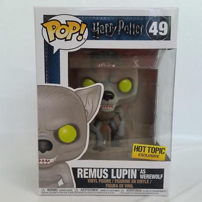 New Funko Pop Harry Potter Remus Lupin as Werewolf Figure