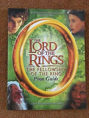 The Lord of The Rings The Fellowship of the Ring Photo Guide