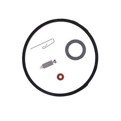 5pcs Carburetor Repair Needle &Seat Bowl Gasket Replace For
