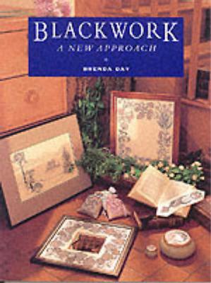 Blackwork: A New Approach, Day, Brenda, Used; Good Book