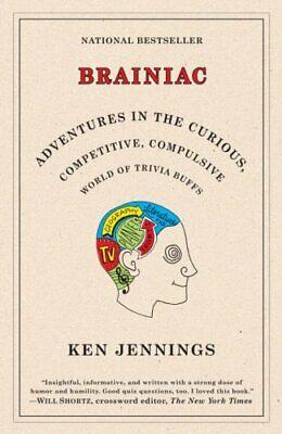 Brainiac by Ken Jennings