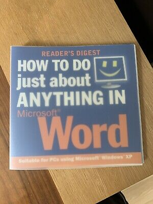 How to Do Just About Anything in Microsoft Word by Reader's