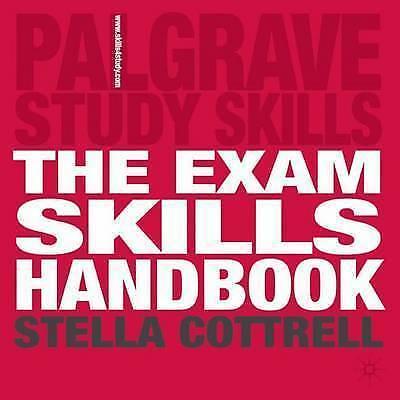 The Exam Skills Handbook (Palgrave Study Skills), Cottrell,